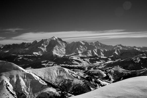 Mont Blanc - Feb 2013