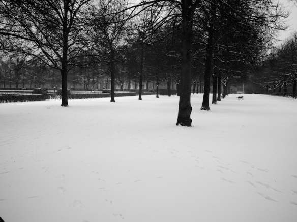 Spring has been cancelled 7 - Munich in late March 2013